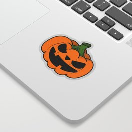 PUMPKIN spice Sticker