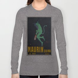 Vintage poster - Maurin Quina Long Sleeve T-shirt