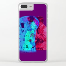 Difficult to Makeout Clear iPhone Case