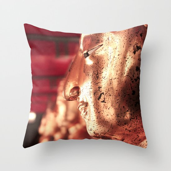Eyes Throw Pillow