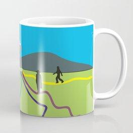 Many Paths to Jesus Coffee Mug