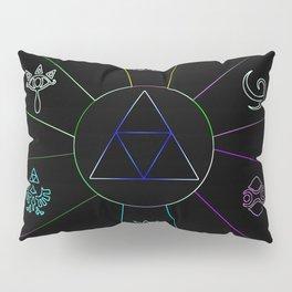 The Triforce Of Symbol Pillow Sham