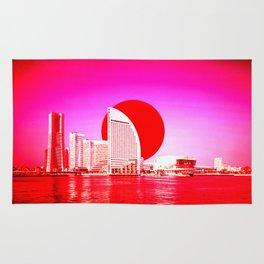 Modern Japan - Yokohama Rug