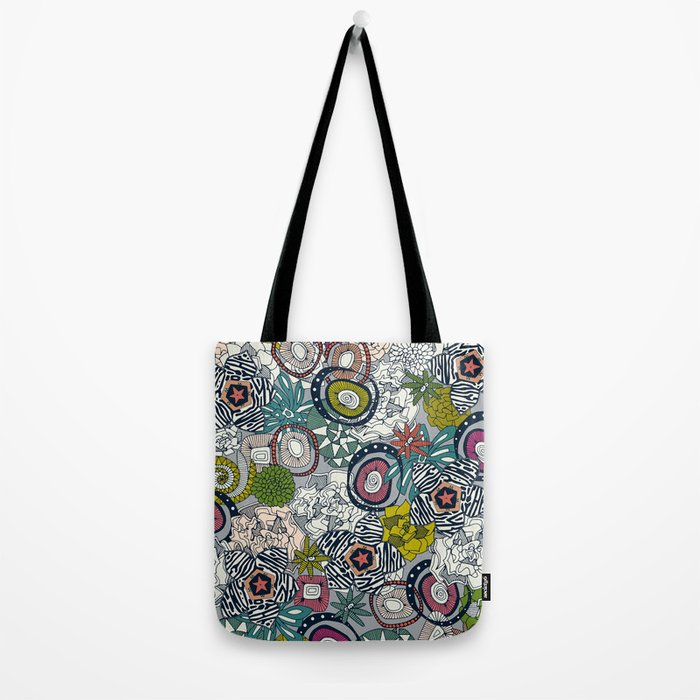 succulents multi light Tote Bag