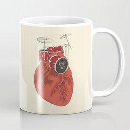Beat of Life Coffee Mug