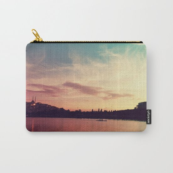 Istanbul Gradient Colors Carry-All Pouch