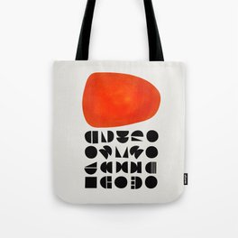 Solar Symbol Tote Bag