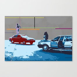 This Is America Canvas Print