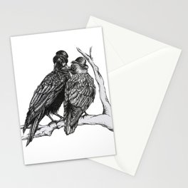 Attempted Murder - No text Stationery Cards