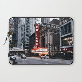 Chicago Theater Laptop Sleeve