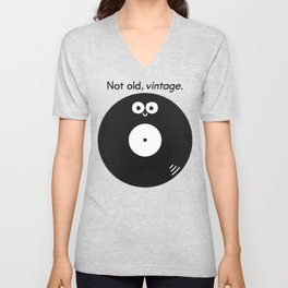 Feeling Groovy Unisex V-Neck