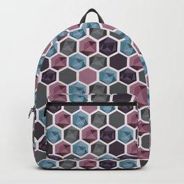 Rough gems of hexagonia Backpack