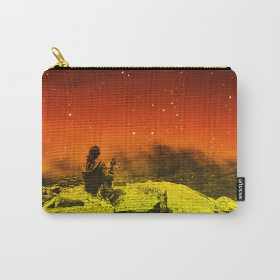 Burning Hill Carry-All Pouch