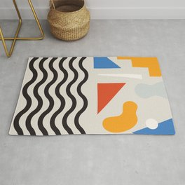 art, interior, matisse, picasso, drawing, decor, design, bauhaus, abstract, decoration, home, design Rug