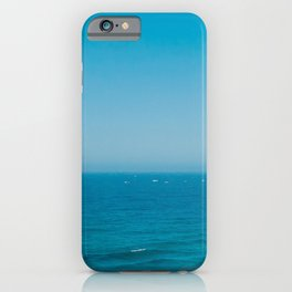 Shades of Blue Ocean iPhone Case