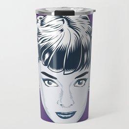 Sabrina - Audrey Hepburn  Travel Mug
