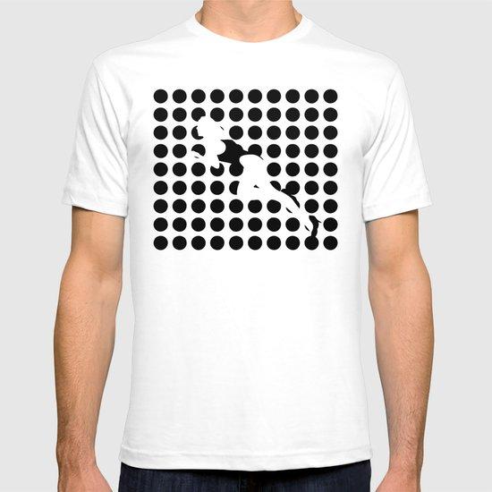 INVISIBLE WOMAN T-shirt