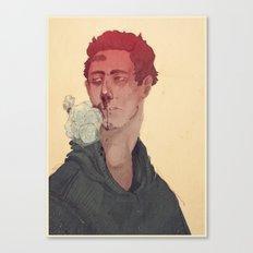 Bruiser Canvas Print