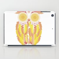 coachella iPad Cases featuring Coachella by Dulce Velasco