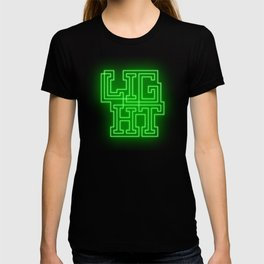 Green Cycled Ligh T-shirt