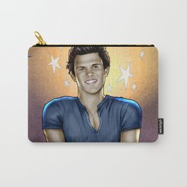 Taylor Lauter - Fame comic book cover by Joe Phillips Carry-All Pouch