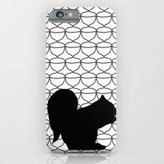 Nutty Squirrel Slim Case iPhone 6s