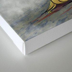 Ultimate Fighting Senshi - Venus Canvas Print