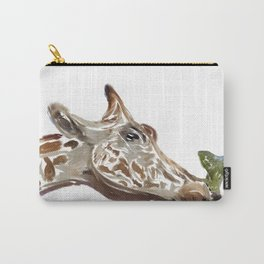 Feed Me - Giraffe Carry-All Pouch
