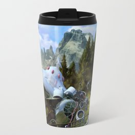 Chance Encounters Of The Third Kind Travel Mug
