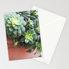 Succulent Loveliness Stationery Cards