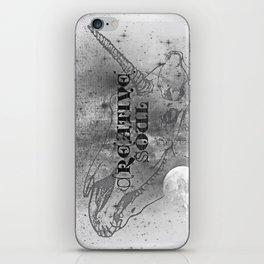 Unicorn: Untamed Soul iPhone Skin