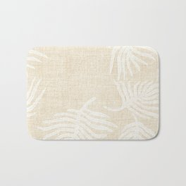 PALM LINEN Bath Mat