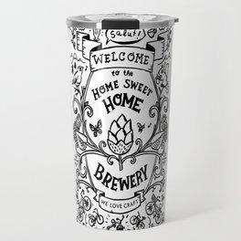 Home Sweet Home Brewery Travel Mug
