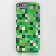 Pixel Painting iPhone 6s Slim Case