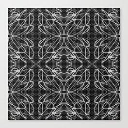 Veiling Canvas Print