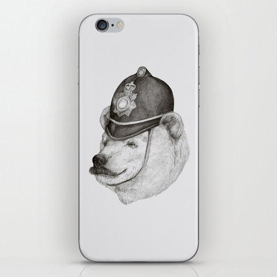 Bearly Legal iPhone & iPod Skin