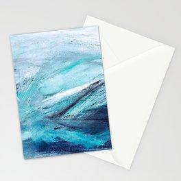 Iceland Blues Stationery Cards
