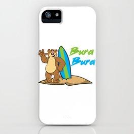 Bora Bora - Maldives Summer Vacation iPhone Case