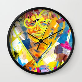 Bibì Wall Clock