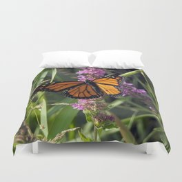 Monarch Splendor Duvet Cover
