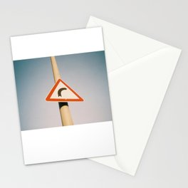 Street Sign Stationery Cards