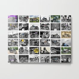 The Trophy Collection Metal Print
