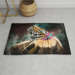 Fight For What You Love (Chief of Dreams: Tiger) Tribe Series Rug