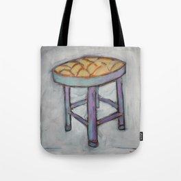 Short Stool - Chair  Tote Bag