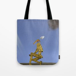 War Stars: Smokie out Tote Bag