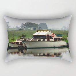 Fog & Reflections Rectangular Pillow