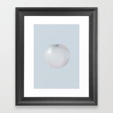 Apple 19 Framed Art Print