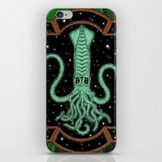 Squids in Space! iPhone & iPod Skin