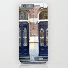Two doors iPhone 6 Slim Case