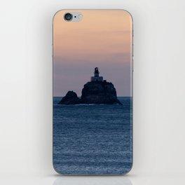 Oregon Coast Lighthouse iPhone Skin